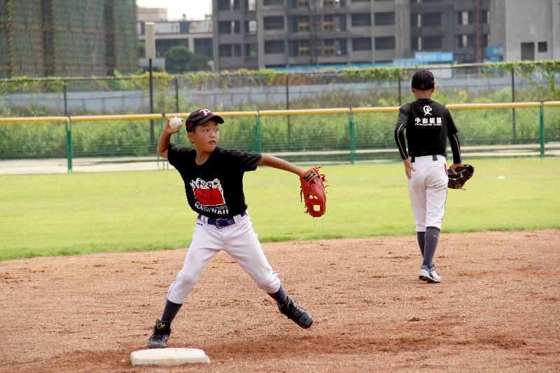 中国少年棒球队(U12)在此选拔训练_广州日报大洋网